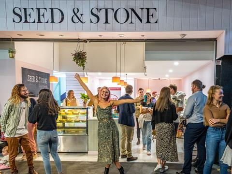 renew adelaide business opening seed & stone