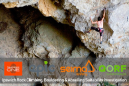 Ipswich Rock Climbing, Bouldering & Abseiling Investigation