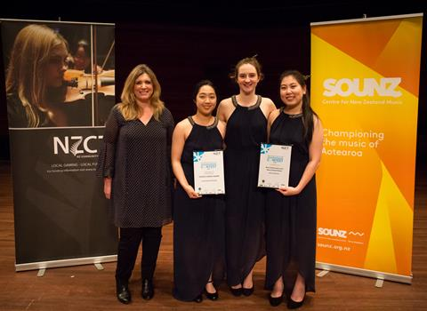 Chamber Music Contest