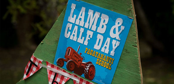 Lamb and Calf Day