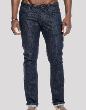 Mens Trax Slim Fit Denim Jeans