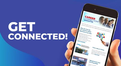 Subscribe to the Career Connection