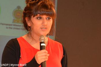 Arifa on violence against women