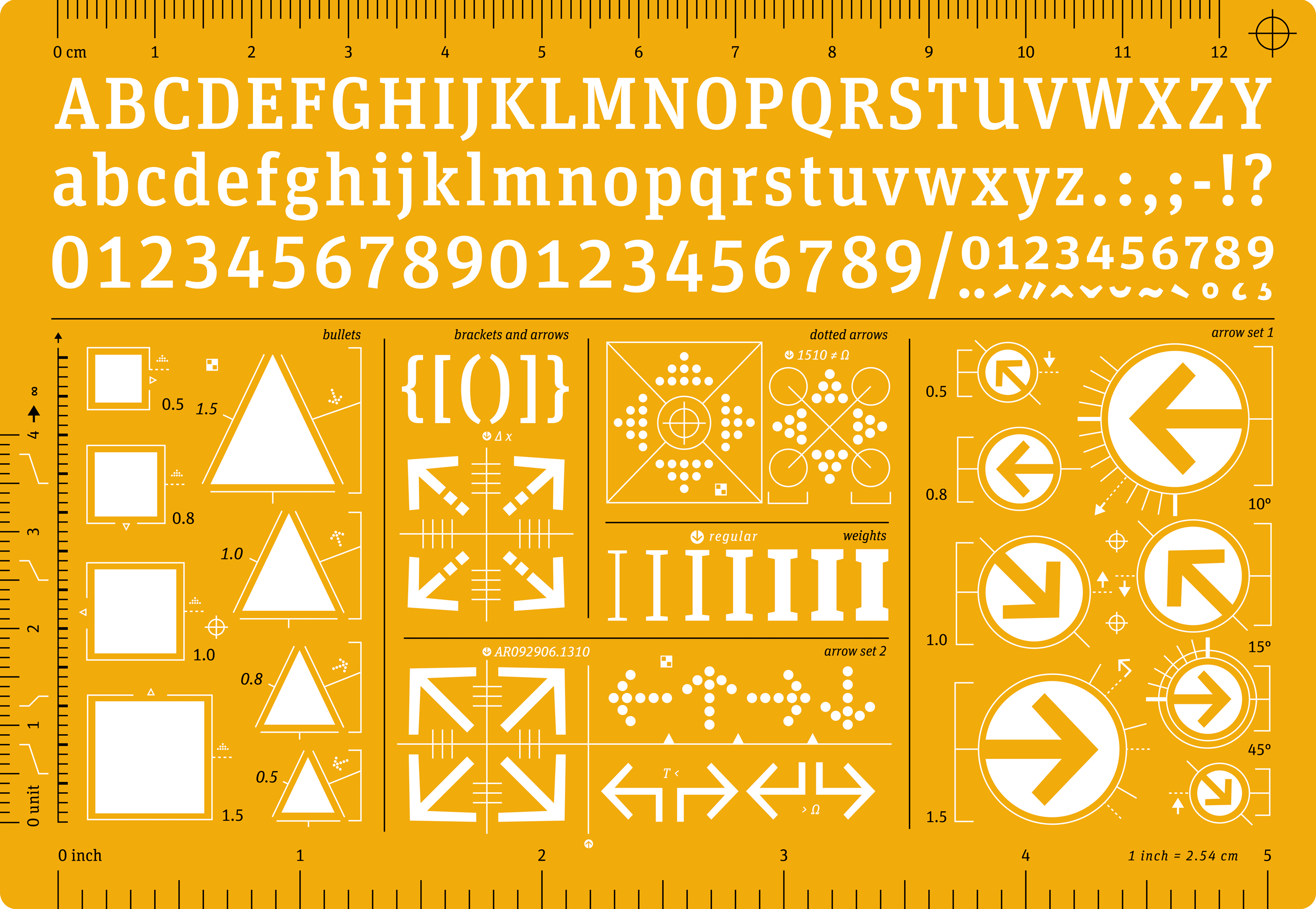 Stencil Alphabets Article Image