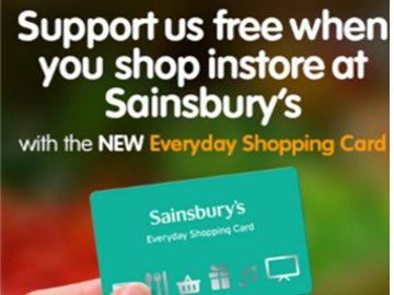 Sainsbury's Everyday Shopping Card. © Sainsbury's.