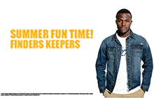 Summer Fun Time! Finders Keepers