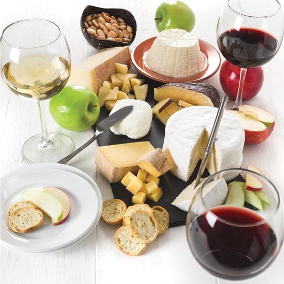 Spring Cheese & Wine Pairings