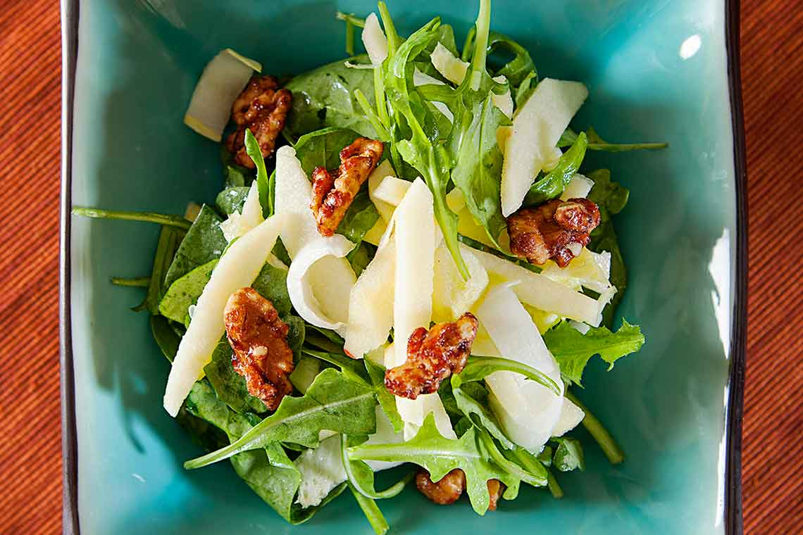 endive and arugula salad