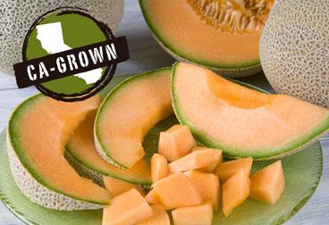 California Grown Cantaloupe
