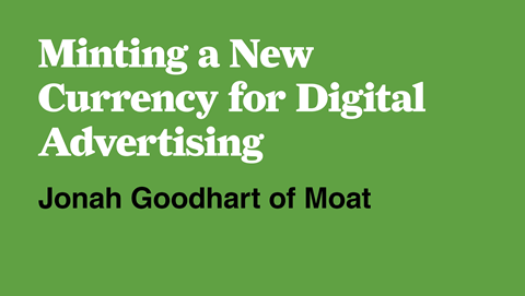 Minting a New Currency for Digital Advertising