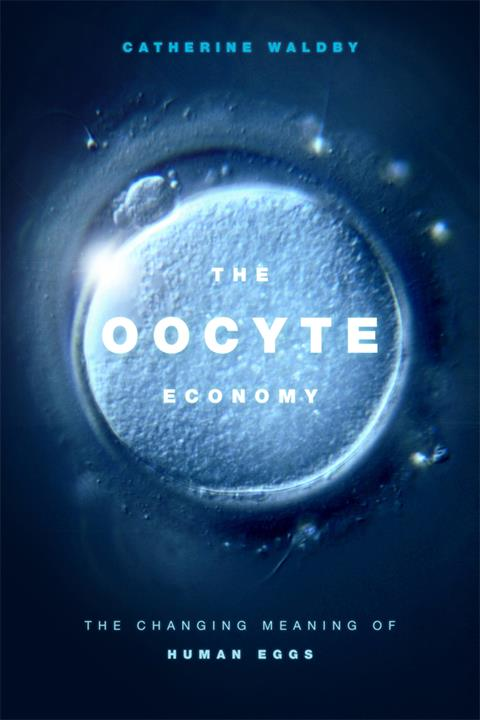 The Oocyte Economy The Changing Meaning of Human Eggs