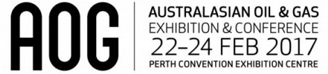 AOG | February 22-24, 2017 | Perth Exhibition Centre, Perth Australia | Transtek. Stand