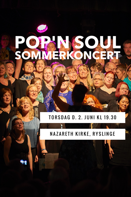 Pop'n Soul Sommerkoncert