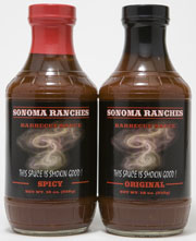 Sonoma Ranches Bbq Sauces