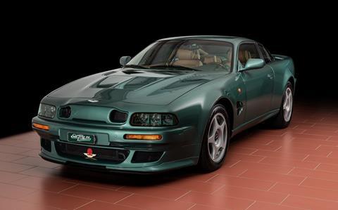 Aston Martin V8 Vantage V600 Le Mans 2000