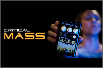 TC Helicon Critical Mass Specs