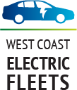 West Coast Electric Fleets Logo