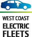 West Coast Electric Fleets Logo