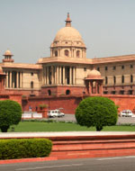 Government offices in New Delhi