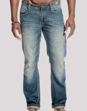 Mens Grapple Original Fit Denim Jeans
