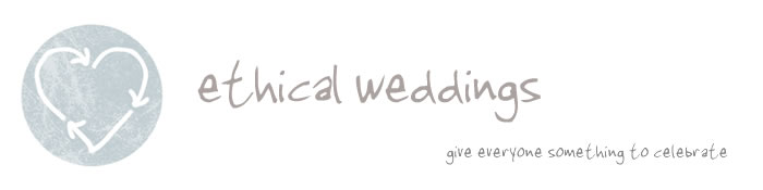 Ethical Weddings Newsletter