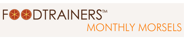 Foodtrainers - Monthly Morsels