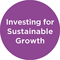 Investing for Sustainable Growth logo