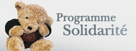 Programme Solidarité