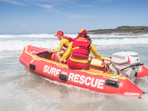 Lifesavers Rescue Stranded Cavers
