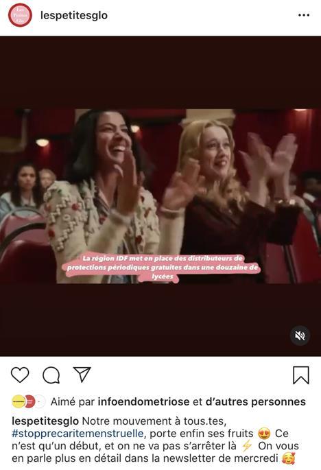 Instagram Les Petites Glo