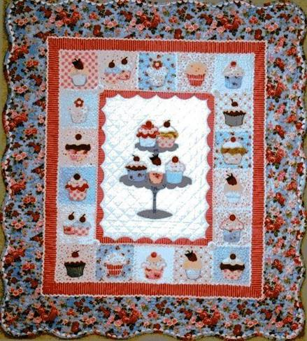 A Sweet Affair quilt pattern by Gail Penberthy