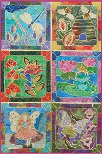 Enchanted Garden by Gail LAwther