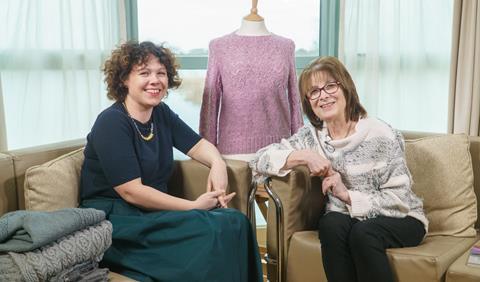 Meet Sarah Hatton - Knitwear designer