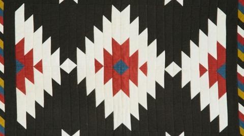 Marbling fabric