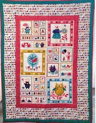 Windy Day Quilt Kit