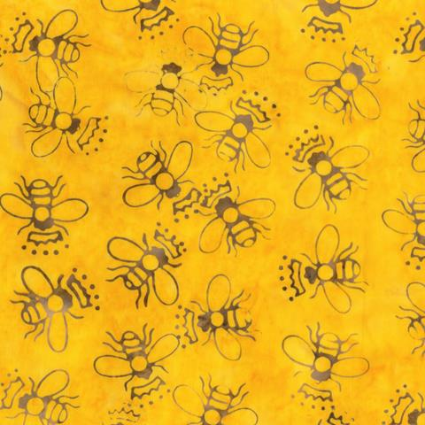 Queen Bee Batik at Cary Quilting Co.