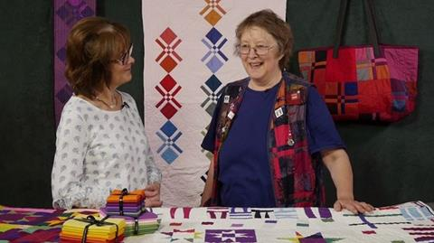 Meet Helen Howes - a Modern quilter