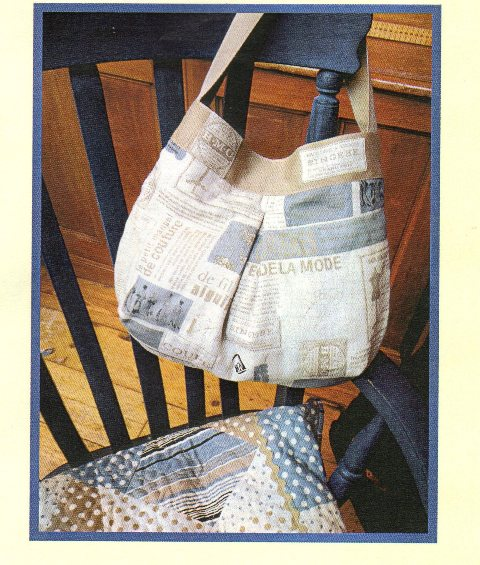 Webbing bags designed by Mandy Shaw