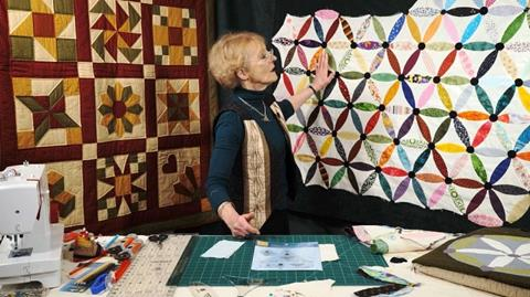 EZ Quilting Joseph's Coat with Jennie Rayment