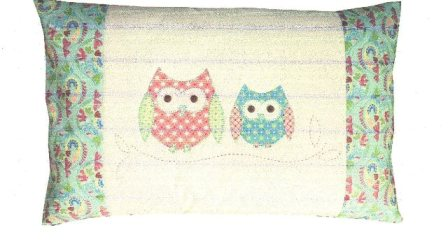 Owl Cushion Kit by The Bramble Patch