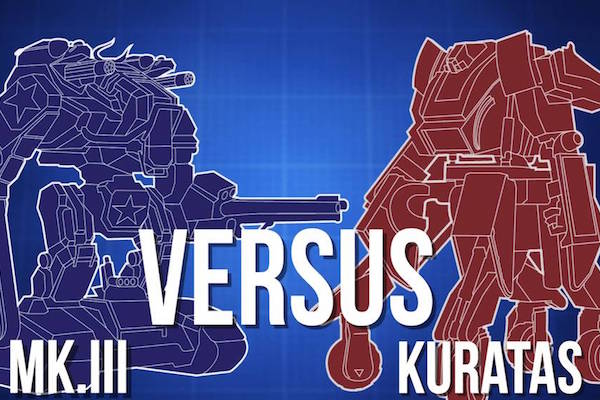 THE WORLD'S FIRST INTERNATIONAL GIANT ROBOT FIGHT IS COMING IN AUGUST! JAPAN VS. AMERICA!