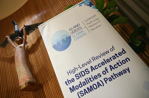 SAMOA Pathway Review