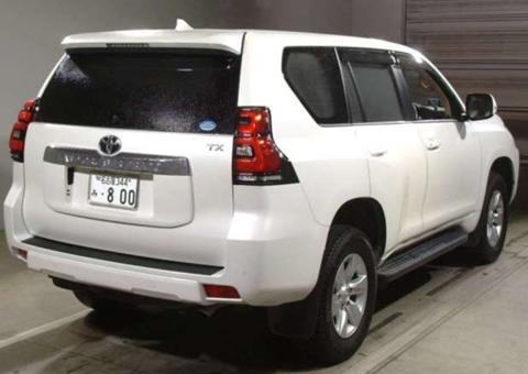 2017 Prado TXL (Rear)