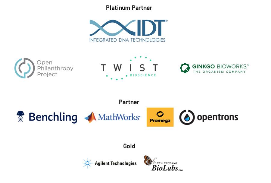 iGEM 2019 Sponsors