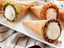 Picture of: Instant Cannoli Cones