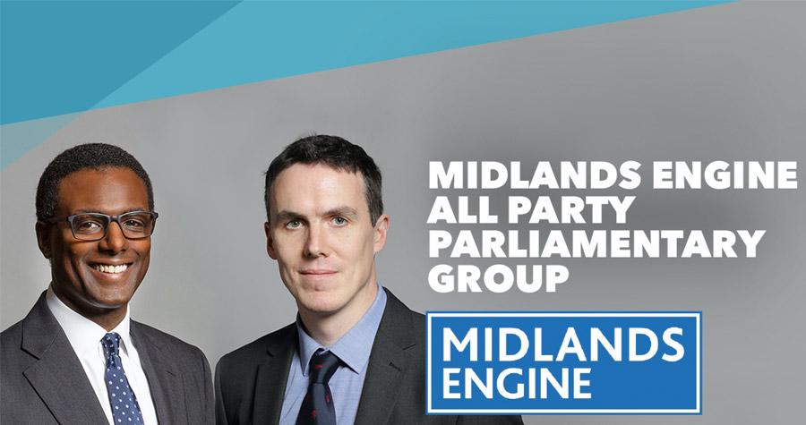 Announcing the launch of the Midlands Engine APPG – an important Partnership forum