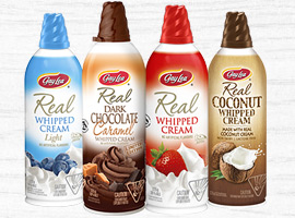 Picture of: Gay Lea Whip Cream Family
