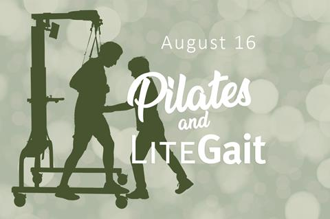 Pilates and LiteGait webinar