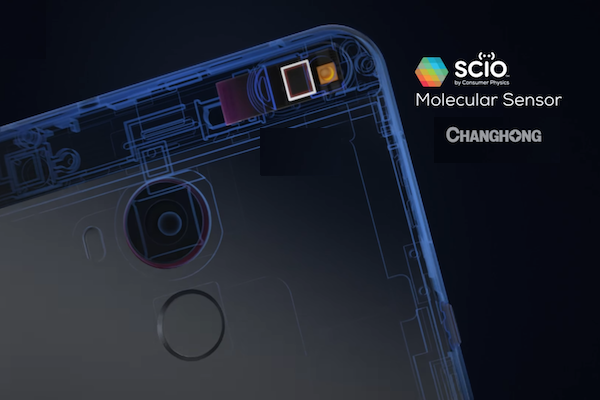 CHANGHONG'S NEW SMARTPHONE WILL TELL YOU THE INGREDIENTS OF ANYTHING