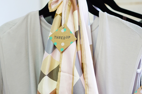 THREDUP MAKES SECOND HAND SEXY, AND MILLENNIALS & BADASS MOMS ARE INTO IT